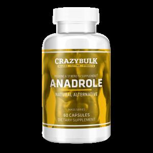 Anadrole (A-Drol) crazybulk