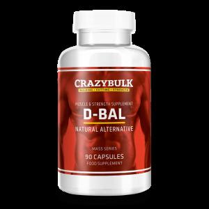 crazybulk D-BAL (DIANABOL)